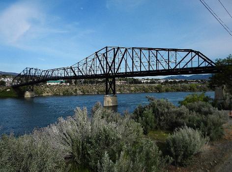 Old Wenatchee Bridge