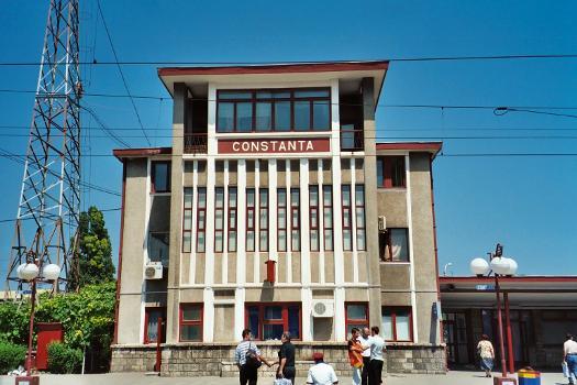 Bahnhof Constanta
