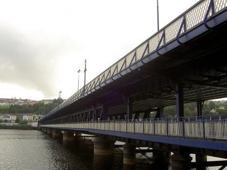 Craigavon Bridge - Derry