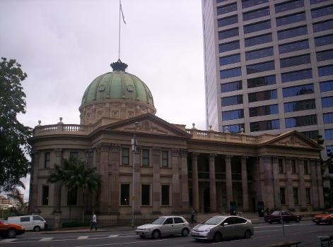 Customs House, Brisbane  (Fotograf: Figaro)