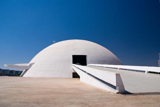 Museu Nacional da República - Brasilia