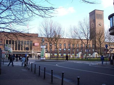 Düsseldorf Central Station