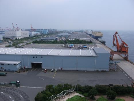 Daikoku Pier (Port of Yokohama)