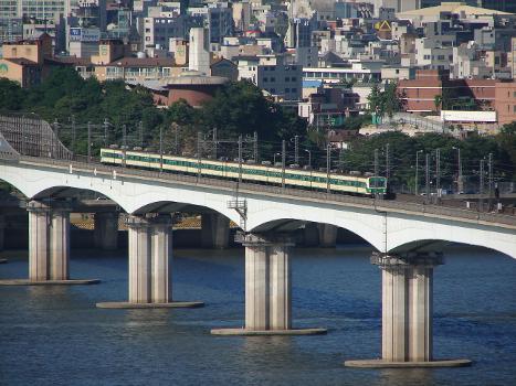Pont-métro Dangsan