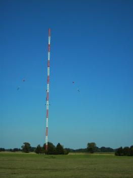 Dannenberg Medium Wave Transmission Mast