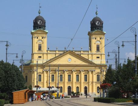 Grande église réformée de Debrecen