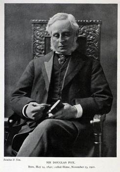 Sir Douglas Fox