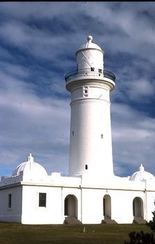Sydney - Macquarie Lighthouse(photographer: Sardaka)