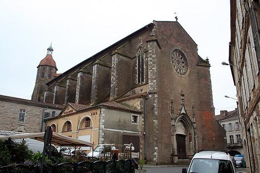 Cathédrale Saint-Luperc