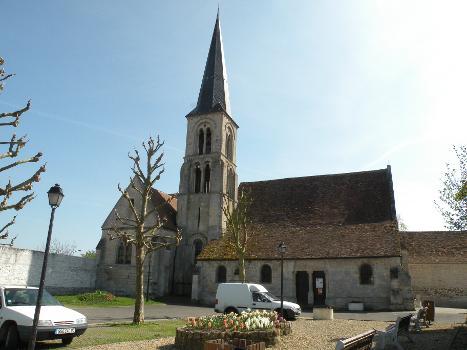 Eglise Saint-Vivien