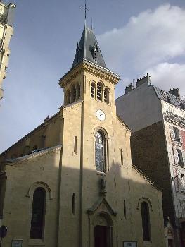 Église Saint-François-de-Sales de Paris