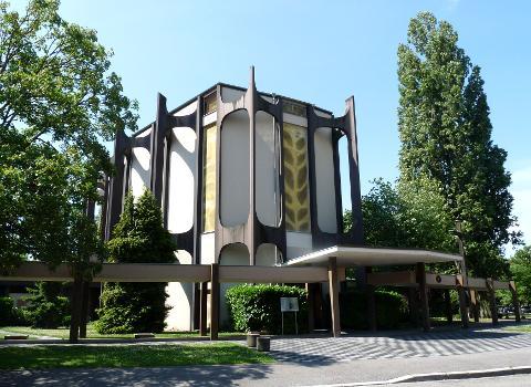 Eglise de la Très-Sainte-Trinité
