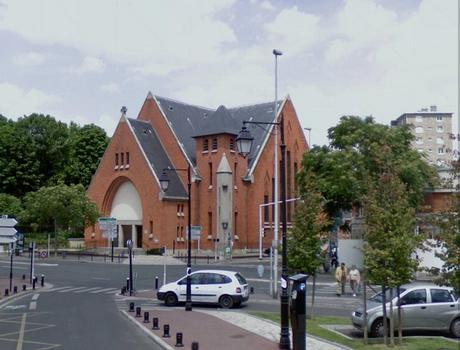 Eglise Sainte-Louise de Marillac