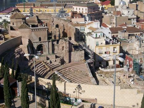 Théâtre romain de Carthago Nova