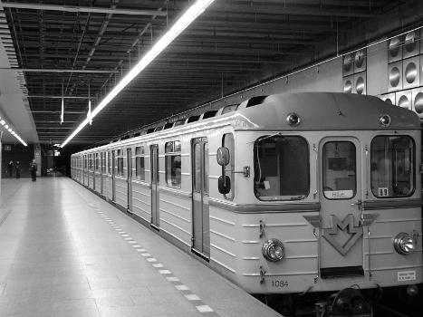 Station de métro Háje - Prague