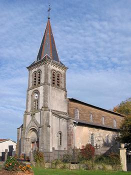 Crypte Saint-André d'Esley
