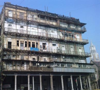 Esplanade Mansions (Watson's Hotel) à Mumbai