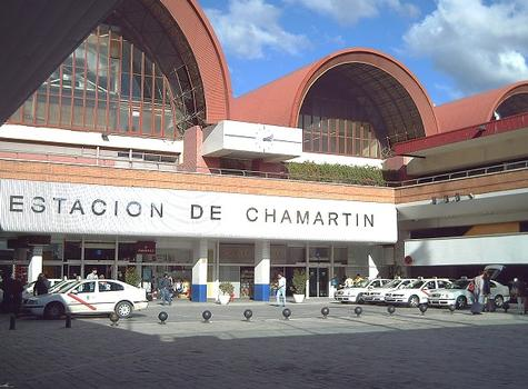 Madrid Chamartín Station