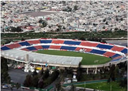 Estadio Universidad Tecnológica de Nezahualcóyotl & Estadio Neza 86 & Estadio José López Portillo