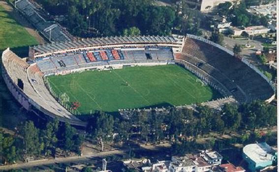 Estadio Sergio León Chavez