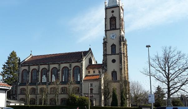 Christuskirche Leutersdorf
