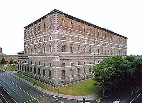 Palais Farnese - Plaisance