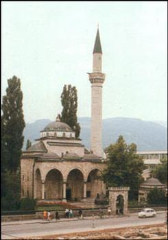Ferhadija Mosque (photographer: Dado)