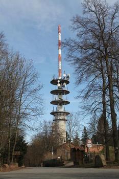 US Forces Transmission Tower at Heidelberg