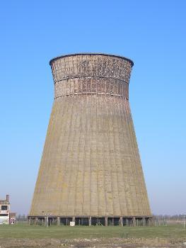 Société métallurgique de Normandie Cooling Tower