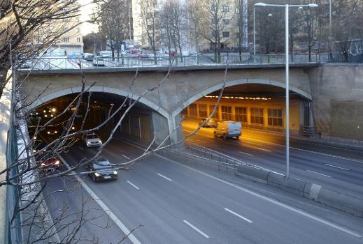 Tunnel de Fredhäll