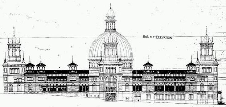 Sydney - Garden Palace