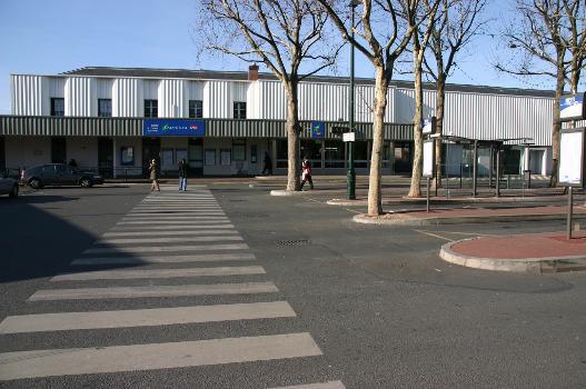 Bahnhof Corbeil-Essonnes