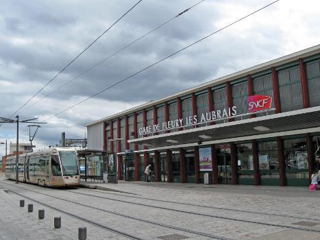 Gare des Aubrais-Orléans