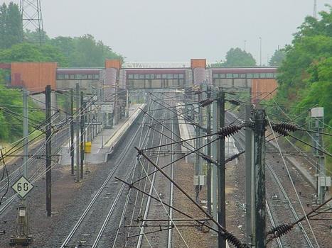 Bahnhof Chénay - Gagny
