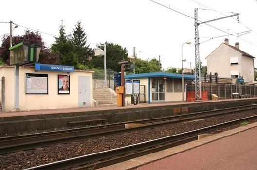 Gare du Grand Bourg