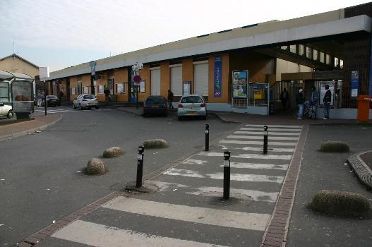 Bahnhof Melun