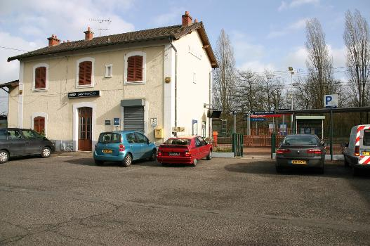 Gare de Saint-Fargeau