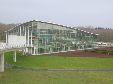Futuroscope TGV Station