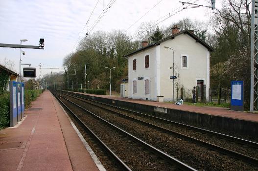 Gare de Vosves