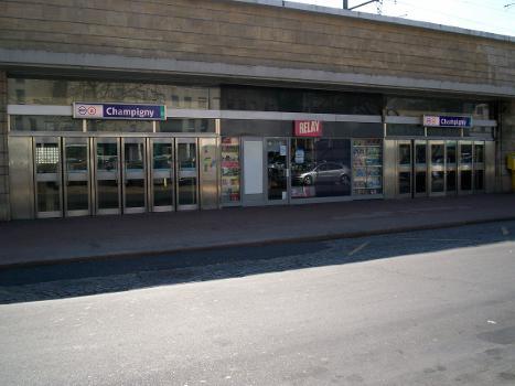 Bahnhof Champigny