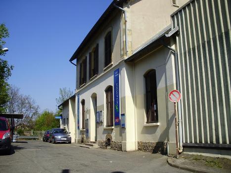Ablon Railway Station