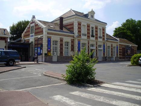 Bahnhof Herblay