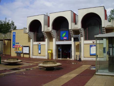 Gare d'Ozoir-la-Ferrière