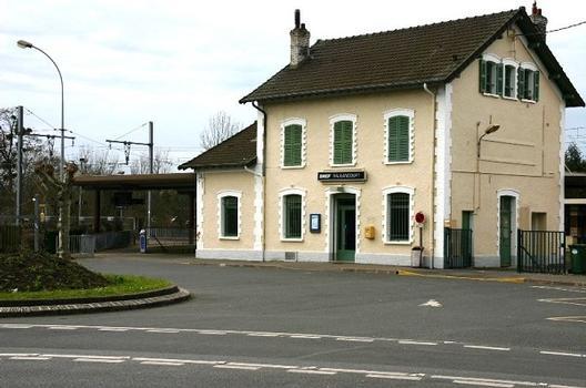 Bahnhof Ballancourt