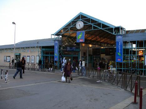 Gare de Bondy