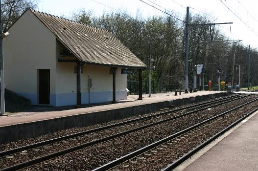 Bahnhof Buno - Gironville