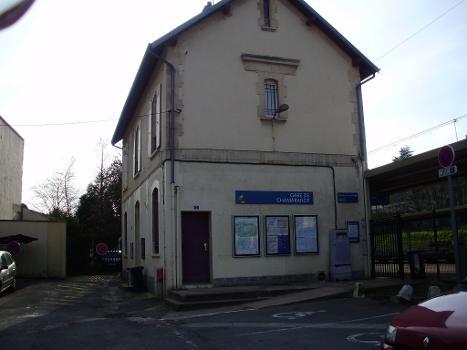 Bahnhof Chamarande