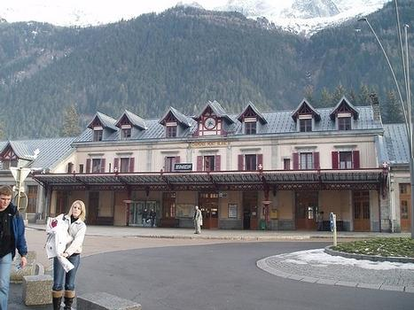 Bahnhof Chamonix-Mont-Blanc