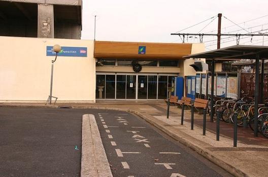Gare de Combs-la-Ville - Quincy