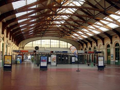Bahnhof Dieppe